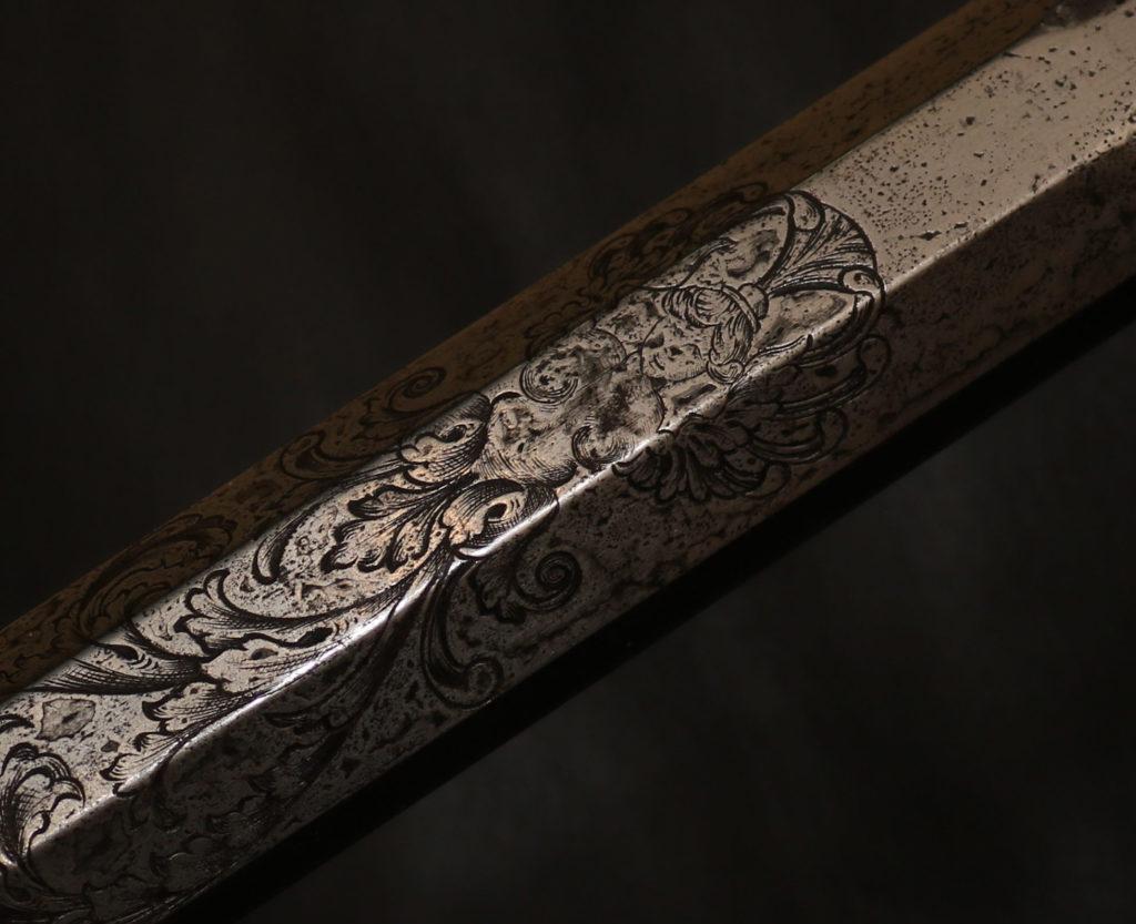 АРК-18Револьверное ружье с кремниевыми замками, около 1700 года6