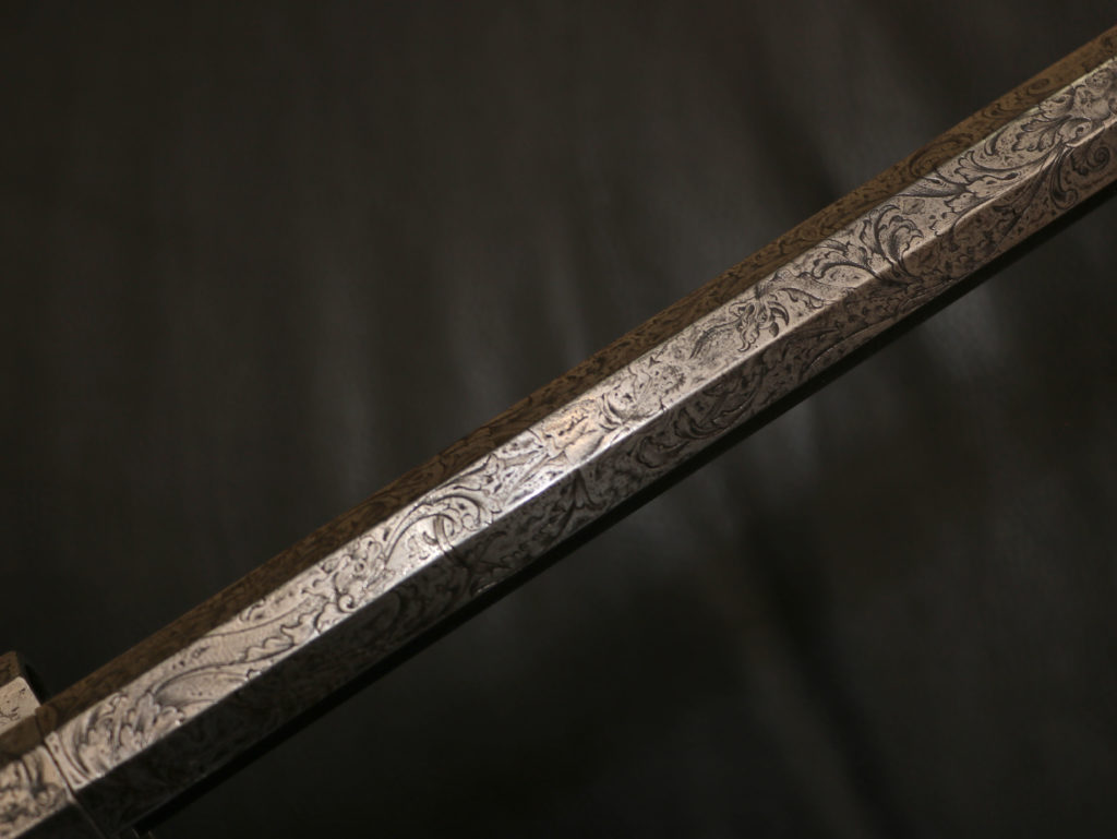 АРК-18Револьверное ружье с кремниевыми замками, около 1700 года7
