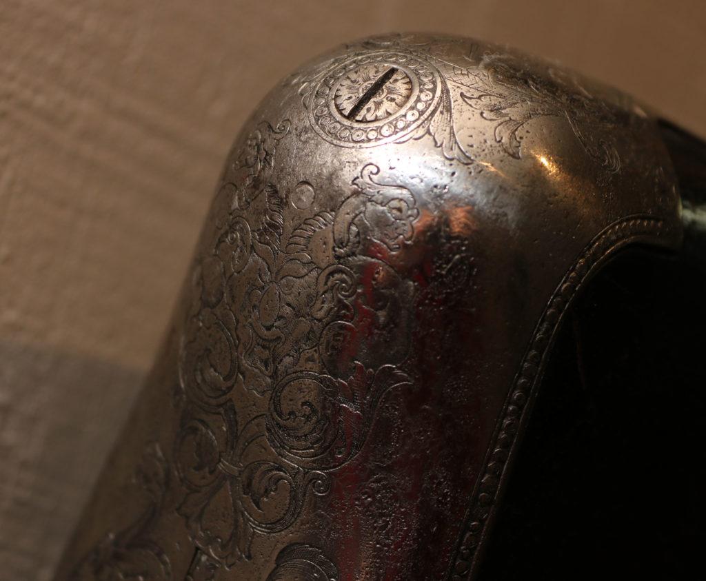 АРК-18Револьверное ружье с кремниевыми замками, около 1700 года9