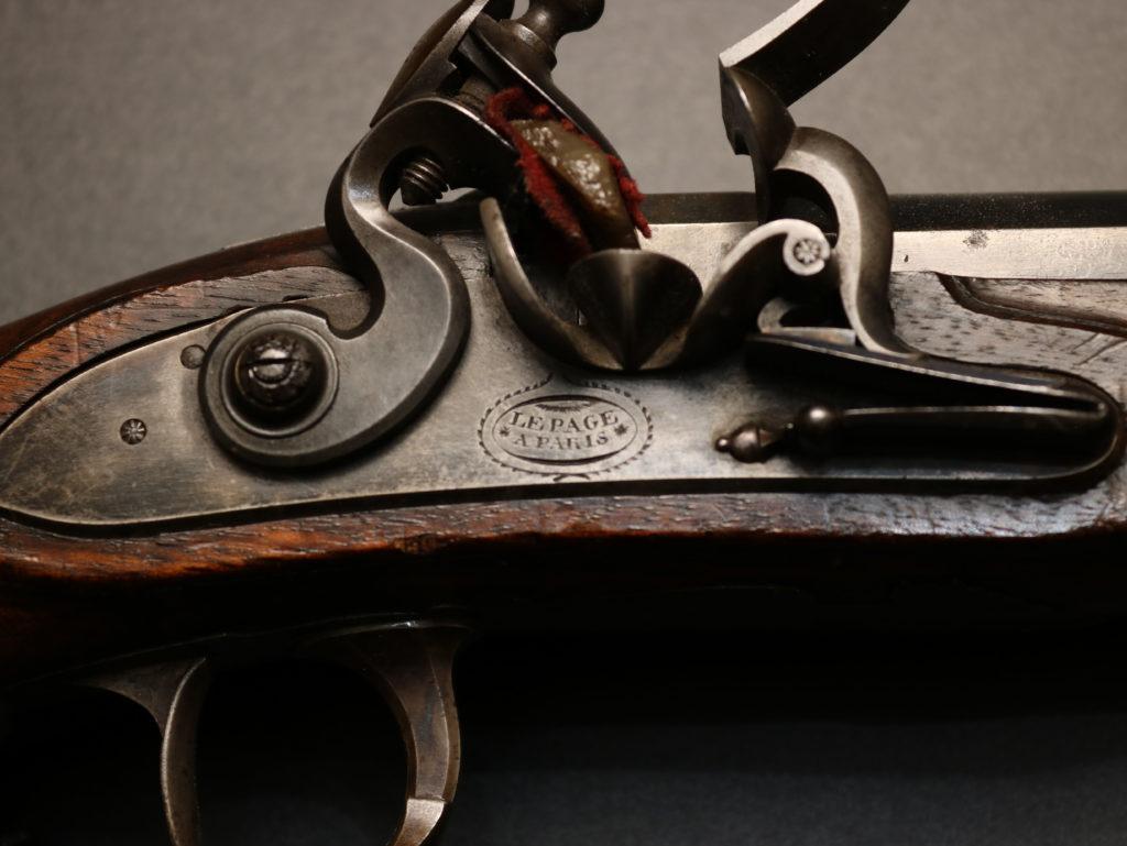 АРК-19Ружье, мастер Жан Лепаж, Франция, 1820 год3